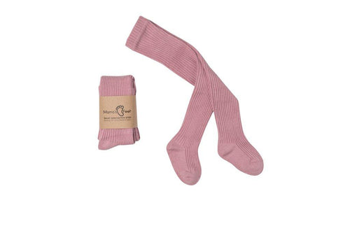 Little Fashion Addict - Mama's feet - Broekkousen Classic Dirty Pink