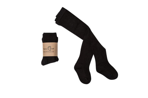 Little Fashion Addict - Mama's Feet - Broekkousen Classic Black
