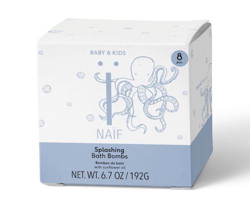 Naïf - Splashing Bath Bombs - littlefashionaddict.com
