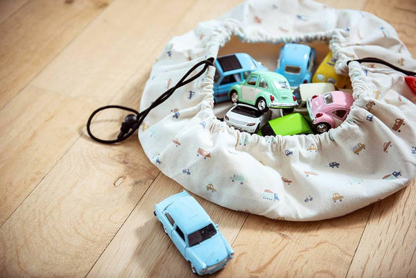 Little Fashion Addict - Play & Go Mini - Cars sfeerfoto