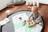 Little Fashion Addict - Play & Go Soft - Polar Bear - sfeerfoto met baby