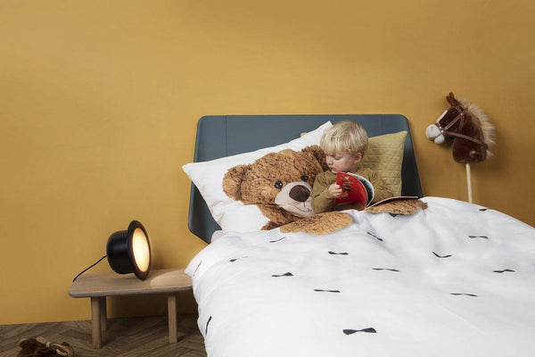 Little Fashion Addict - Snurk Beddengoed - Teddy - Dekbedset voor 1 persoon