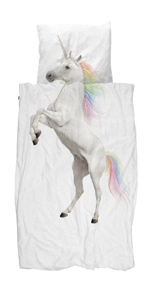 Little Fashion Addict - Snurk Beddengoed - FW 20 - Unicorn - Verpakking