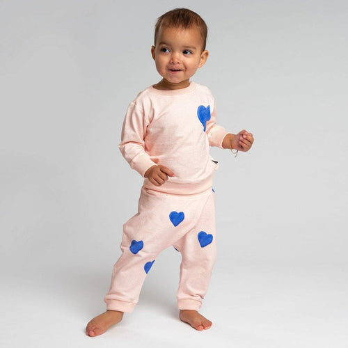 Little Fashion Addict - Snurk - Clay Heart - Babypyjama