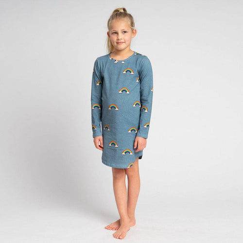 Little Fashion Addict - Snurk - Clay Rainbow Longdress Kids