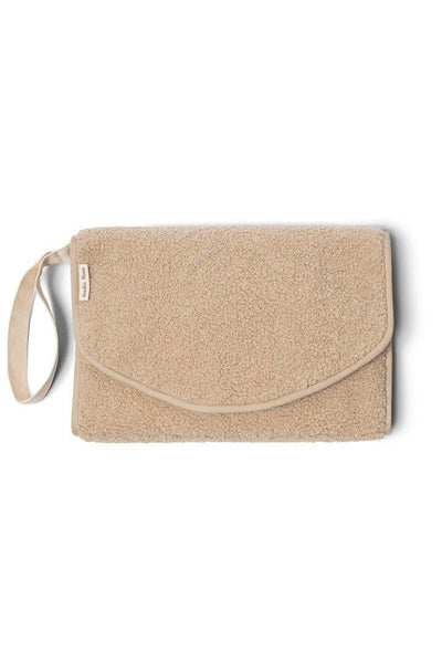 Little Fashion Addict - Studio Noos - Chunky Changing Mat - Teddy Ecru