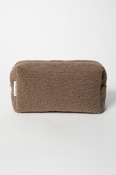 Little Fashion Addict - Studio Noos - Toilettas - Chunky Pouch Brown