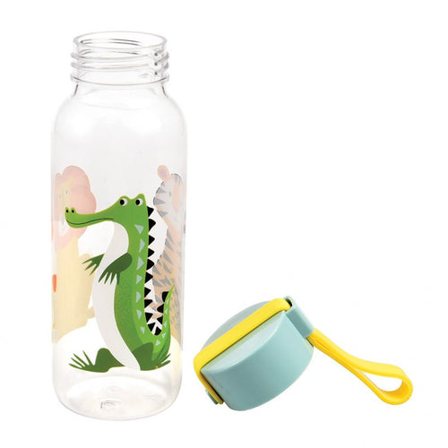 Waterdrinkfles - colourful creatures - littlefashionaddict.com
