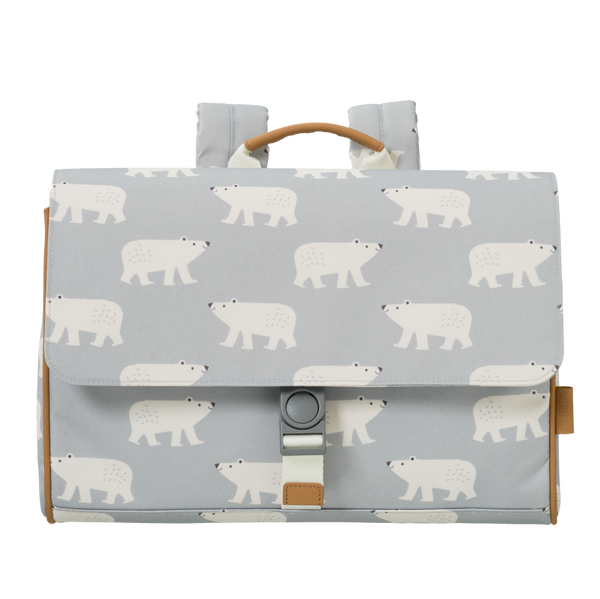 Little Fashion Addict - Fresk - kleine boekentas Polar Bear