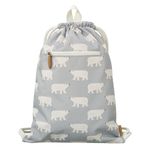 Little Fashion Addict - Fresk - zwemtas Polar Bear