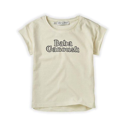 Little Fashion Addict - Sproet & Sprout - T-Shirt Baba Ganoush