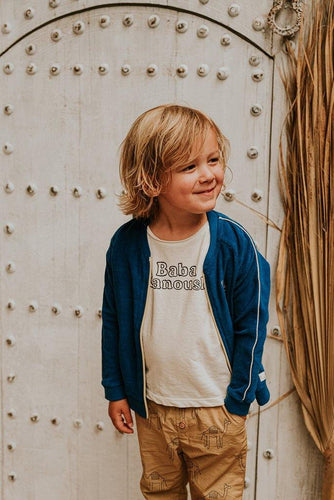 Little Fashion Addict - Sproet & Sprout - T-Shirt Baba Ganoush - Sfeerfoto
