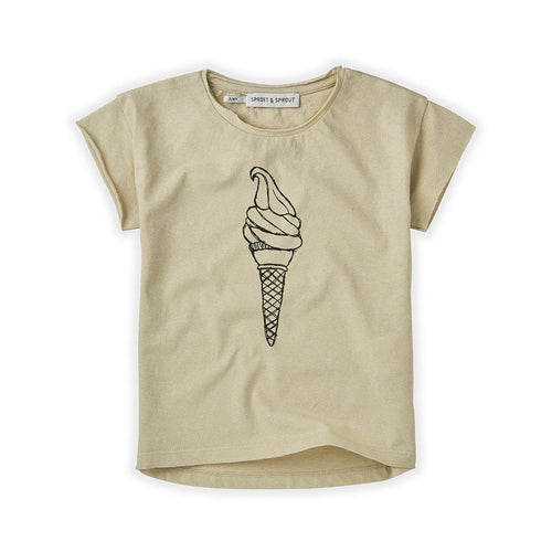 Little Fashion Addict - Sproet & Sprout - T-shirt Icecream