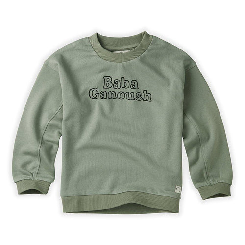 Little Fashion Addict - Sproet & Sprout - Sweater Baba Ganoush