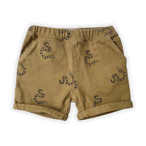 Little Fashion Addict - Sproet & Sprout - Short Snake Print