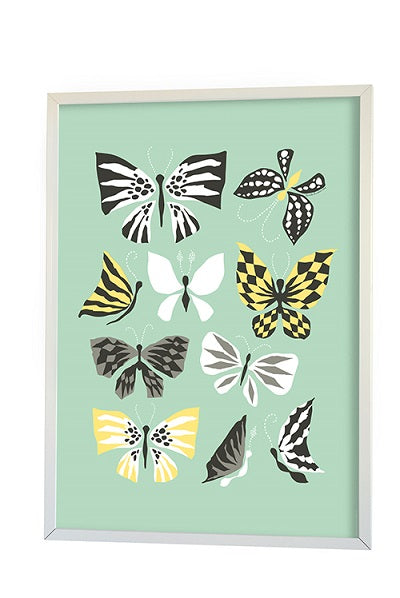 POSTER - Butterfly Family - littlefashionaddict.com
