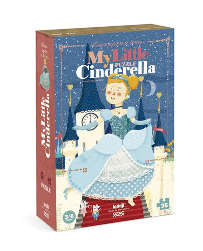 Little Fashion Addict - Londji - Puzzel Cinderella - Littlefashionaddict.com