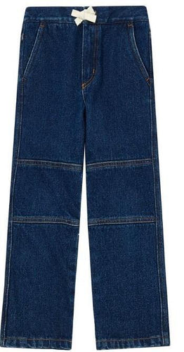 Broek Jean denim - littlefashionaddict.com