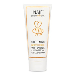 Naïf - Softening Body Lotion Baby & kids - littlefashionaddict.com