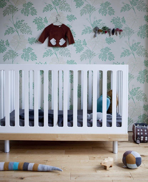 Little Fashion Addict - Oeuf NYC - Babybed Berkenhout - sfeerfoto