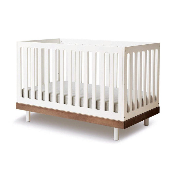 Little Fashion Addict - Oeuf NYC - Babybed walnoot