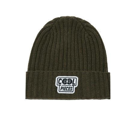 Beanie blauw - Fresh and Crispy