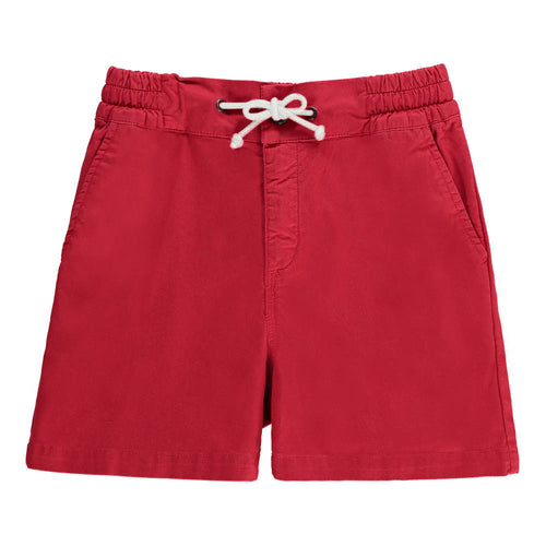 zShort - Beach boy red