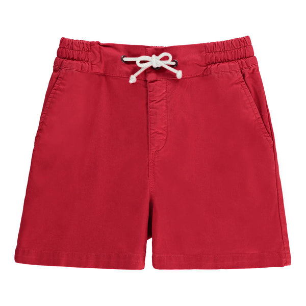 Short - Beach boy red