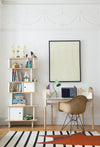 BROOKLYN Bureau- berkenhout/wit