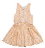Little Fashion Addict - Ceci-Kids - Cézanne dress achterkant