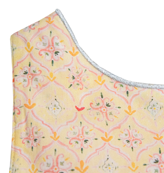 Little Fashion Addict - Ceci-Kids - Cézanne dress detail