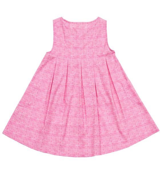 Little Fashion Addict - Ceci Kids - Coco Dress Achterkant