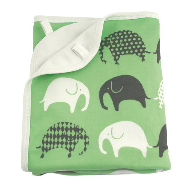 Littlephant DEKEN met olifantjes - littlefashionaddict.com