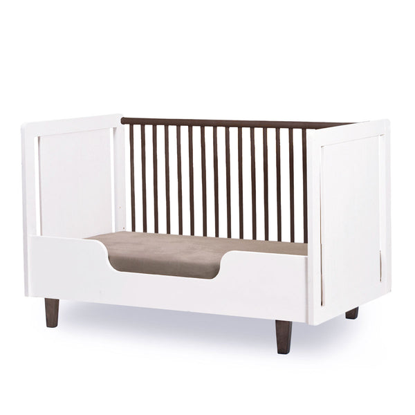 RHEA Babybed wit/walnoot