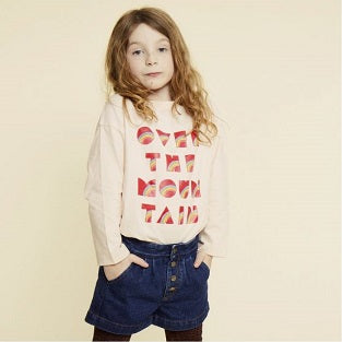 T-shirt - Over the Mountain - littlefashionaddict.com
