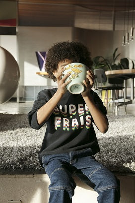 Sweater - Super Frais - littlefashionaddict.com