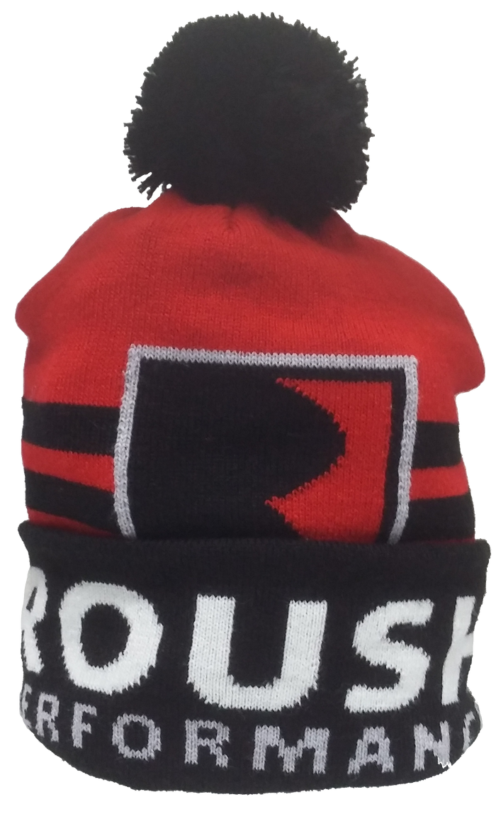 ROUSH Knit Beanie with Cuff