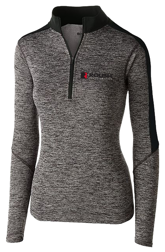 Ladies Half-Zip Pullover