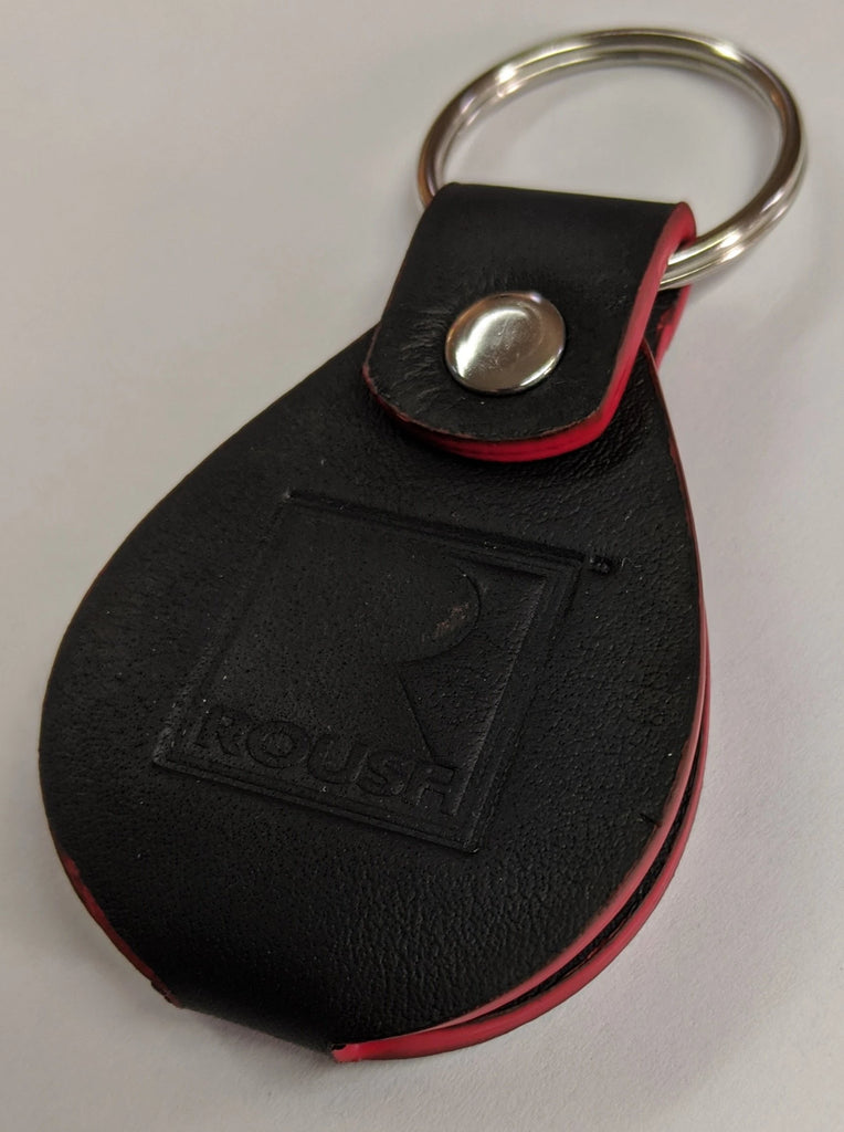 The ROUSH Kercheval Key Chain by Pingree Detroit