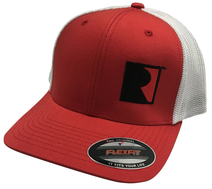 Red Flexfit ROUSH Performance Hat