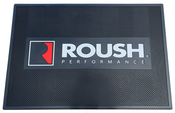 ROUSH Custom Molded Floor Mat