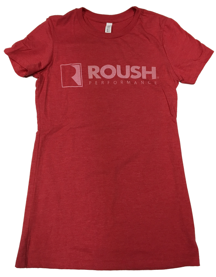 Red Ladies' Tee