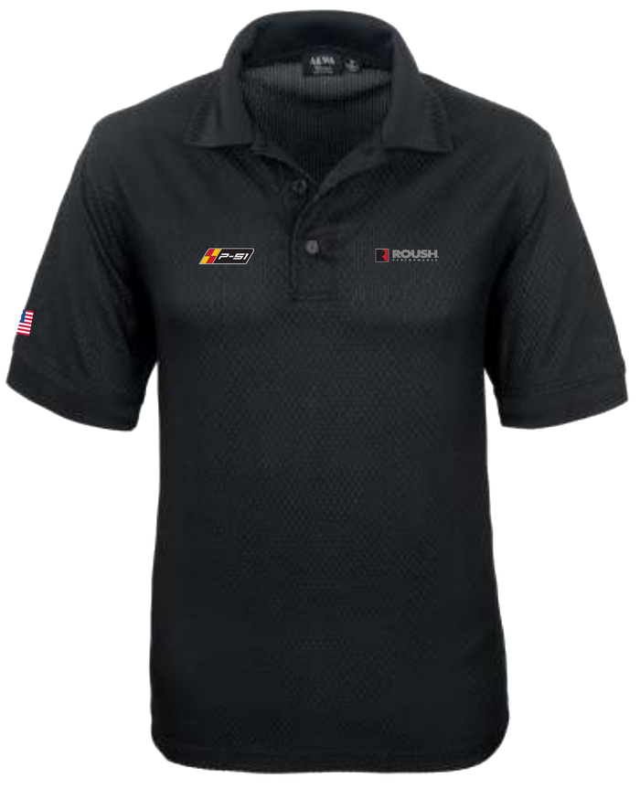 Roush Performance/P-51 Basket Weave Polo