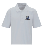 Braeside  White Polo Shirt