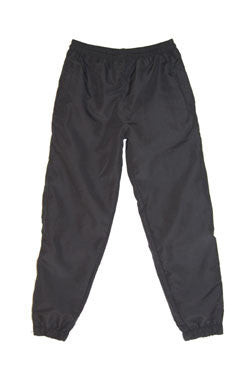 Black Track Trousers