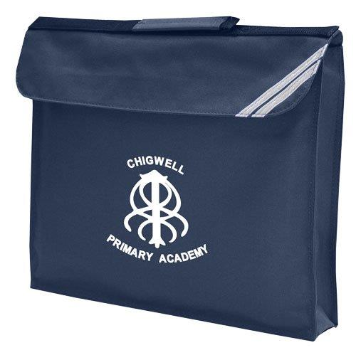 Chigwell Academy Book Bag