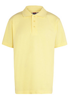 David Luke Gold Polo Shirt