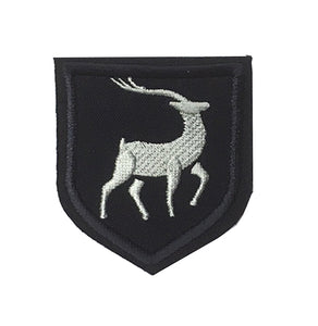 Debden Park School Badge