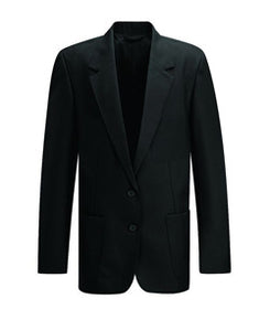 Girls Black Viscount Blazer