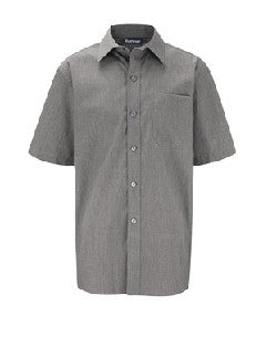 Grey Short Sleeve Shirt (twin Pack)